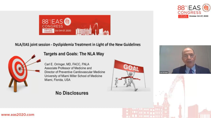 Report || EAS-NLA joint session – Targets & Therapeutic approaches – the EAS way versus the US way