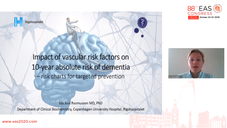 Report || 10-year risk charts targeting cardiovascular and genetic risk for preventing dementia