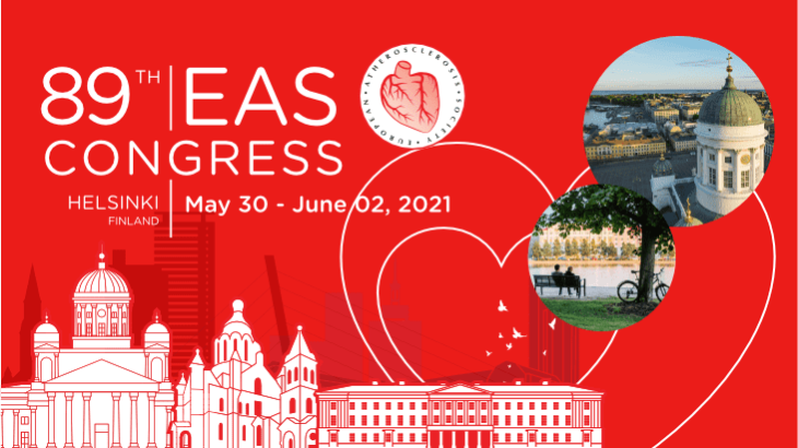 Join us for EAS 2021, Helsinki Finland, May 30-June 02